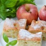 Puszysty jablecznik