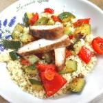 Kuskus z warzywami