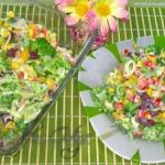 Salatka z Brokulem Porem ...