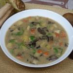 Zupa Grzybowa z Ziemniaka...