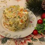 Salatka Jarzynowa ze Śle...