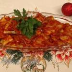 Śledzie w Sosie Pomidoro...