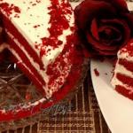 Przepis na Ciasto Red Vel...