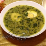 Zupa z Pokrzywa i Szpinak...