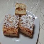 Ciasto Jablecznik z Budyn...