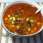 Zupa Meksykańska z Soją