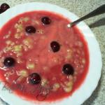 Zupa Owocowa z Wisni