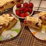 Ciasto Drozdzowe z Truska...