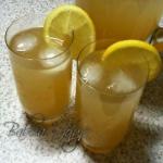 Domowa Lemoniada z Imbire...