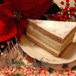 Ciasto Miodowe z Masą...
