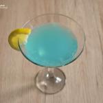 Blue Lady - przepis na...