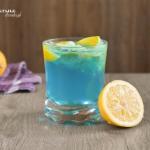 Blue Cider, Błękitny...