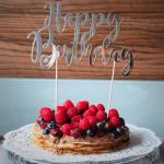 Keto tort nalesnikowy (Pa...