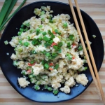 Keto fried rice (Paleo,...