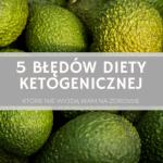 5 błędów diety...