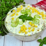 Szybka salatka z selerem ...