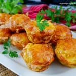 Muffiny jajeczne –...