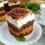 Ciasto Przysmak Sułtana...