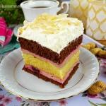 Ciasto Słodka Magnolia...