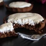 Mini tarty czekoladowe z ...