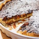 Orzechowa tarta