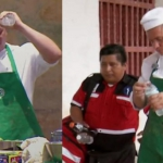Uczestnik Master Chefa...