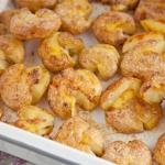 Miażdżone ziemniaki z...