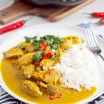 Wyspiarskie curry z...