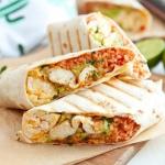 Burrito wegetariańskie...