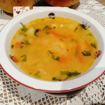 Gruzja - Zupa estragonowa