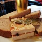 Czechy - Marynowane tofu...