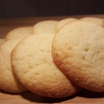 Ciasteczka Cytrynowe (Kru...