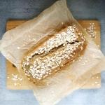 Domowy chleb z mąki...