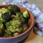 Karmelizownay brokuł