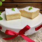 Napoleonka – ciasto
