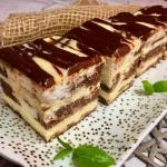 Łaciate – ciasto