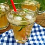Lemoniada grejpfrutowa