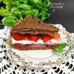 Ciasto truskawkowo –...