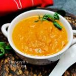 Pieczona jesienna zupa...