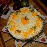Sałatka mimoza