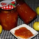 Marmolada z jabłek