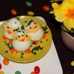 Chrzanowe jajeczka...