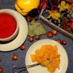Pigwa do herbaty na zimę