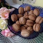 Orzeszki czekoladowo -...
