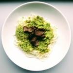Pesto z brokula