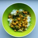 Curry z ciecierzyca w kre...