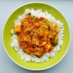 Curry z kurczakiem...