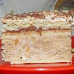 Ciasto Ferrero Rocher
