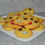 Ciasteczka kukurydziane...
