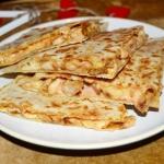 Quritto (quesadilla) z...
